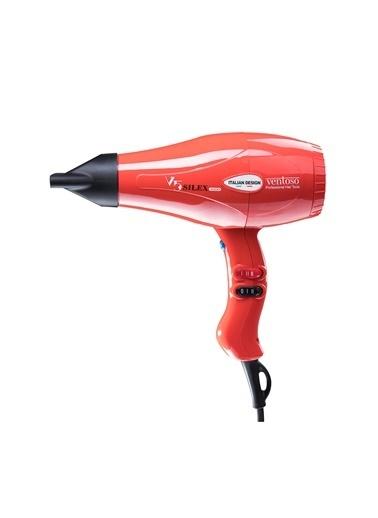 Ventoso Saç Kurutma Makinesi Kırmızı